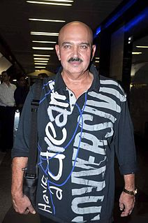 Rakesh Roshan Indian film director and producer