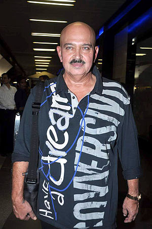 Rakesh Roshan - Image: Rakesh Roshan returns from IIFA 2012 10