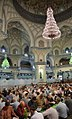 Ramadan 1439 AH, Qur'an reading at Shah Abdul Azim Mosque - 30 May 2018 32.jpg