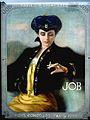 Ramon Casas, publicité pour le papier à cigarettes Job.jpg