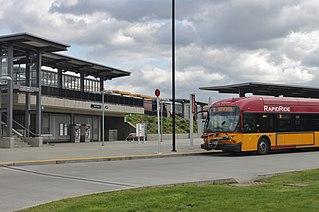 Tukwila station Amtrak and commuter train station in Tukwila, Washington