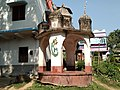 Rasmancha of Pancha Ratna Sridhar Jiu Temple at Kotalpur under Daspur Police Station at Paschim Medinipur district in West Bengal 02.jpg