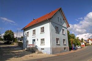 Emmingen-Liptingen - Town hall Liptingen