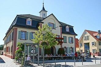 Muggensturm - The town hall
