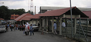 Rawang, Selangor - Rawang Railway Station