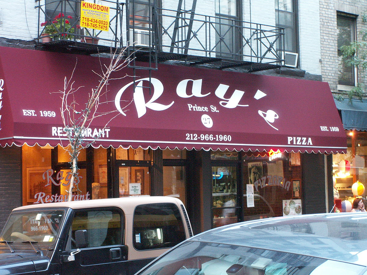 Rays Pizza Wikipedia