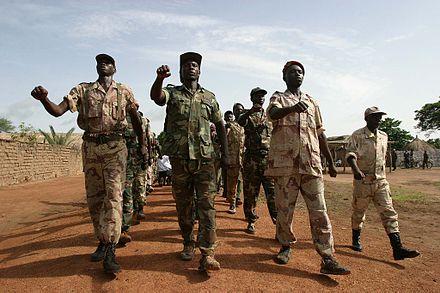 中非共和国食人族_中非共和国冲突 (2012年–至今)