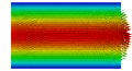 Rectangular waveguide TE01 (E field, on-end view).png