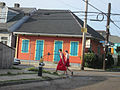 Red Dresses Treme Cafe St Philip.jpg