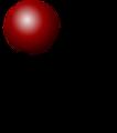 Red push pin.png