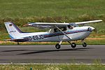 Reims-Cessna FR172J Reims Rocket, Private JP6237623.jpg