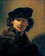 Rembrandt - Auto-retrato, 1634 - Gemäldegalerie, Berlin.jpg