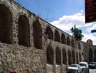Medina of Sousse, Tunisia - Image: Remparts de la médina de Sousse, 23 septembre 2013 (06)