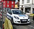 Renault Scénic police municipale de Strasbourg, Neudorf place du marché..JPG