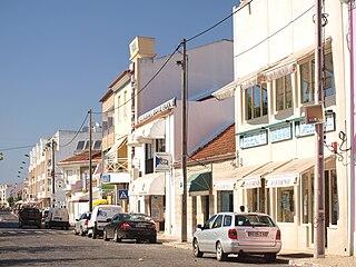 Almeirim Municipality in Alentejo, Portugal