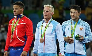 Restling at the 2016 Summer Olympics – Men's Greco-Roman 59 kg.jpg