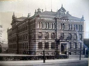 Andreas Reyher - The Reyher School in Gotha, which opened at the start of the twentieth century, was named in honour of Andreas Reyher