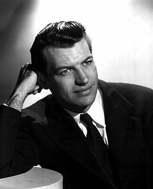 Richard Egan (actor) - Egan in 1949.