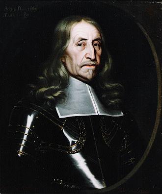 Laird - The Much Hon. Richard Lauder, Laird of Haltoun