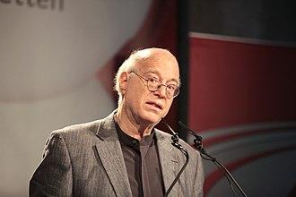 Richard Sennett - Sennett in 2010