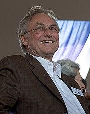 Richard Dawkins en una conferencia en Reykjavík, Islandia, 24 de junio de 2006, fotografía de Matthias Asgeirsson.
