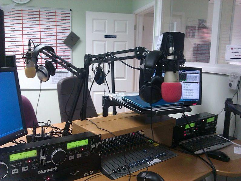 File:Ridge Radio Studio.jpg