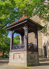 Riesenbeck Reinhildisbrunnen 09.jpg