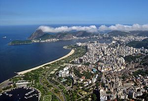 Flamengo Park - Image: Rio Aterro Flamengo Gloria