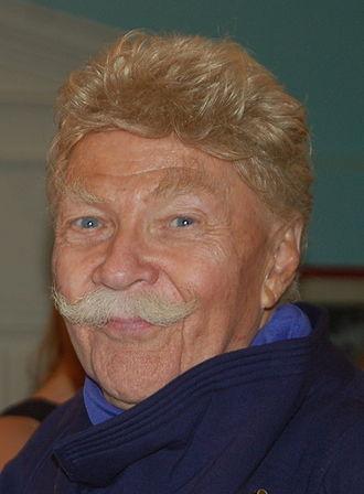 Rip Taylor - Taylor in November 2010