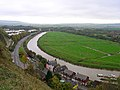River Ouse heading south, Lewes - geograph.org.uk - 77741.jpg