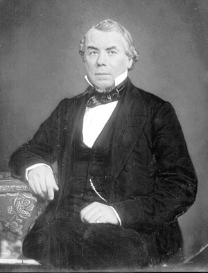Robert Campbell (frontiersman) - Photograph of Robert Campbell circa 1860