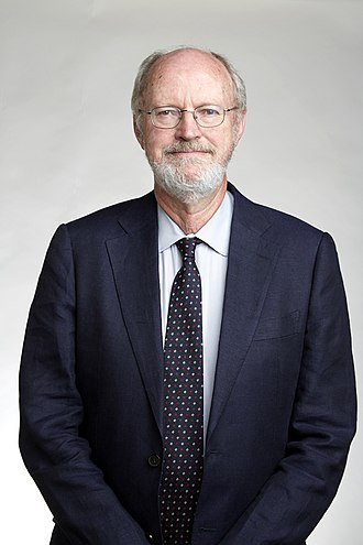 Robert H. Grubbs - Robert Grubbs at the Royal Society admissions day in London, July 2018