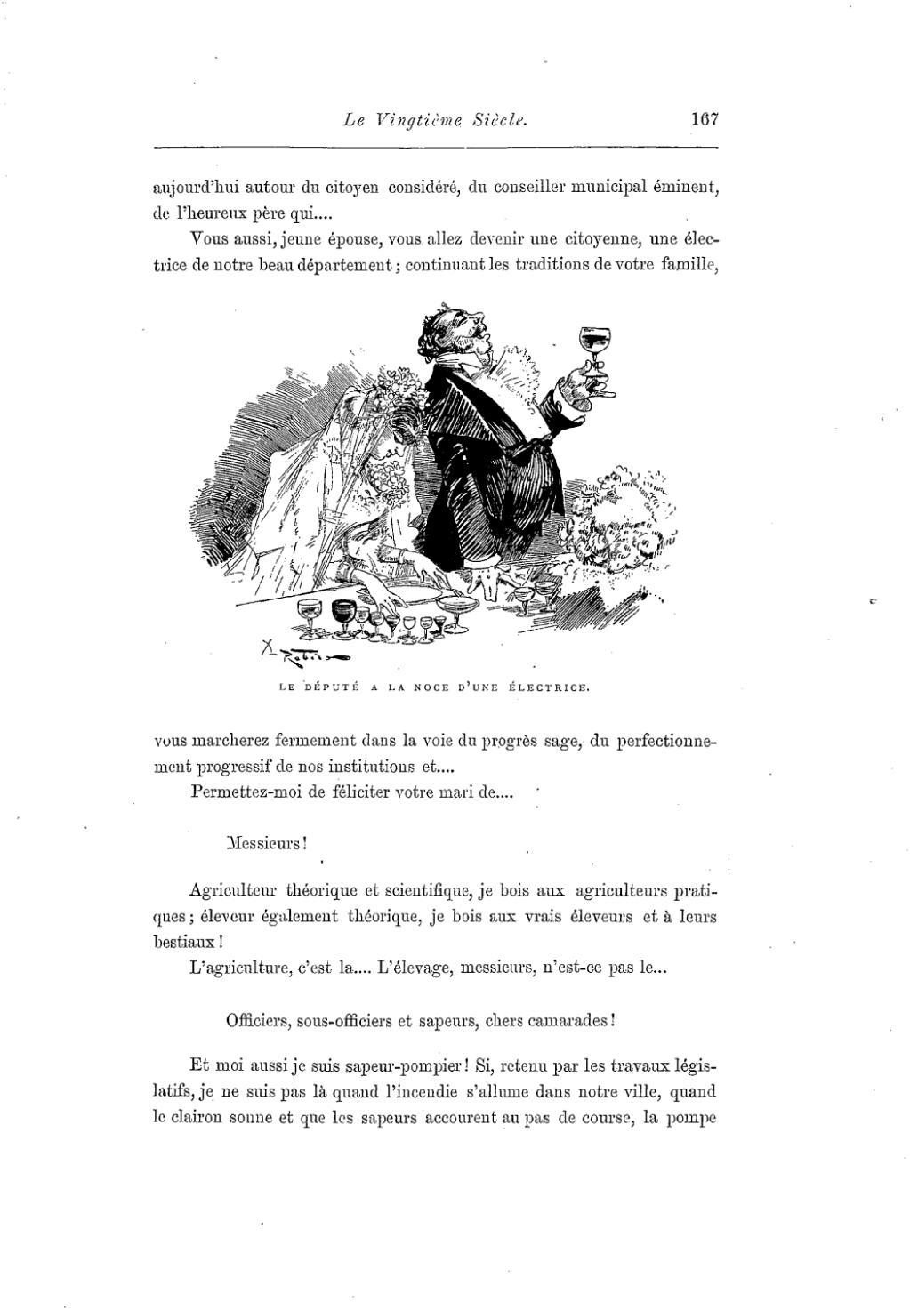 Page Robida - Le Vingti U00e8me Si U00e8cle  1883 Djvu  222