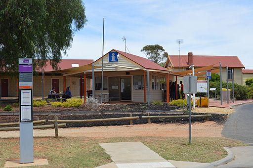 Robinvale Train Station 001