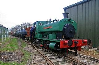 Rutland Railway Museum Railway museum in Oakham, Rutland