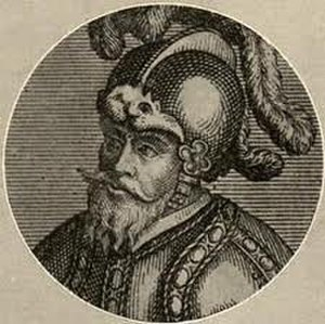 Taganga - Rodrigo de Bastidas, founder of Santa Marta and Taganga