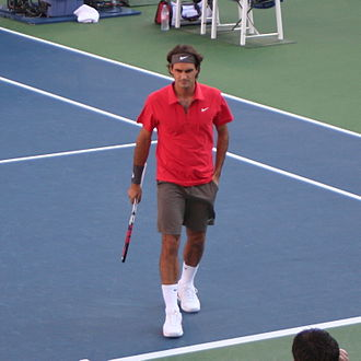 2008 US Open – Men's Singles - Second seeded Roger Federer won the tournament for the fifth year in a row.