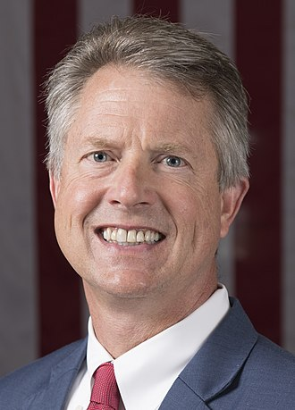 United States congressional delegations from Kansas - Image: Roger Marshall official portrait (cropped 2)