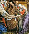 Rogier van der Weyden - Deposition (detail) - WGA25574.jpg