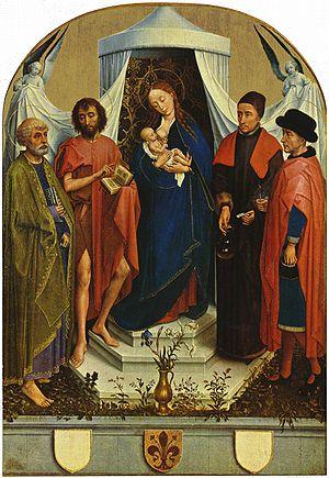 Vrancke van der Stockt - Image: Rogier van der Weyden 021