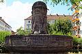 Roland Engelhard Struckmeyer-Brunnen 1911 Witwe Struckmeyer Sallstraße Kleine Düwelstraße Dieckmannstraße Hannover Südstadt.jpg