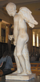 Roman Cupid, 2nd Century - British Museum, May 2011, left.png