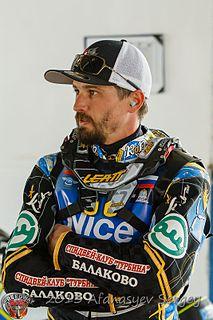Roman Povazhny Polish speedway rider