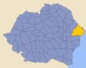 Romania 1930 county Cetatea Alba.png