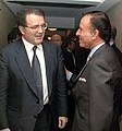 Romano Prodi and Carlos Menem.jpg