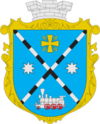 Coat of arms of Ромодан