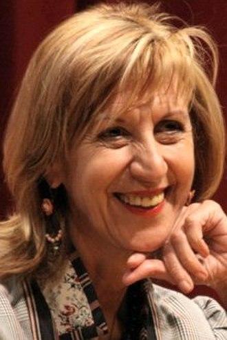 European Parliament election, 1999 (Spain) - Image: Rosa Díez 2008 (cropped)