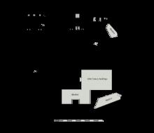 Roscrea castle for The blarney house plan