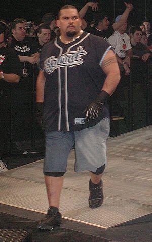 Rosey (wrestler) - Rosey, one half of 3-Minute Warning