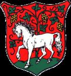 Das Wappen von Roßwein